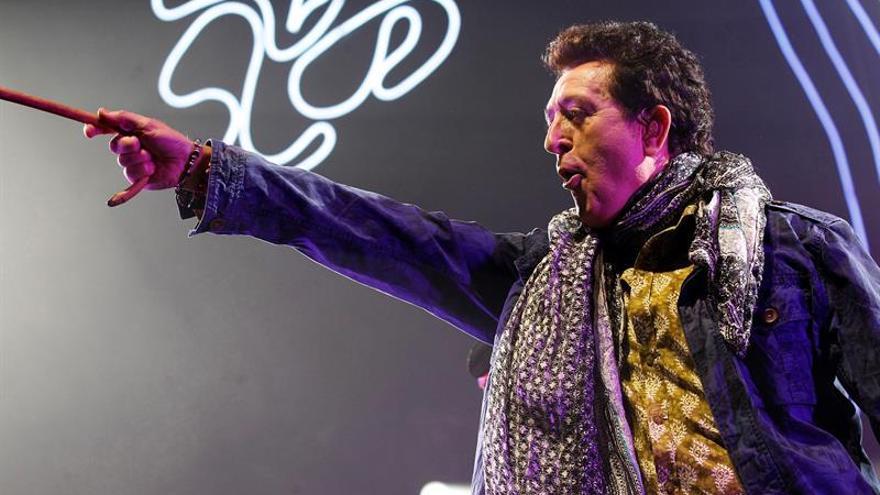 Manolo García derrocha energía en Madrid en un concierto trufado de clásicos