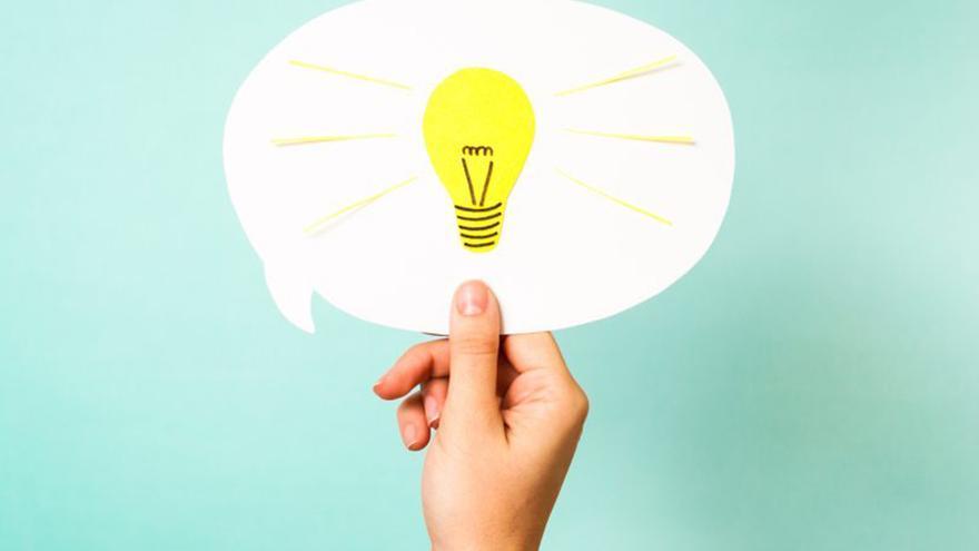 Ideas, proyectos y negocios.