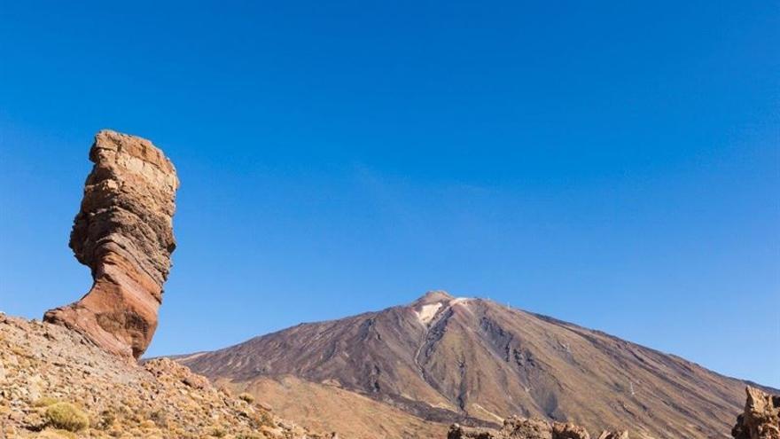 El Parque Nacional del Teide (Europa Press)
