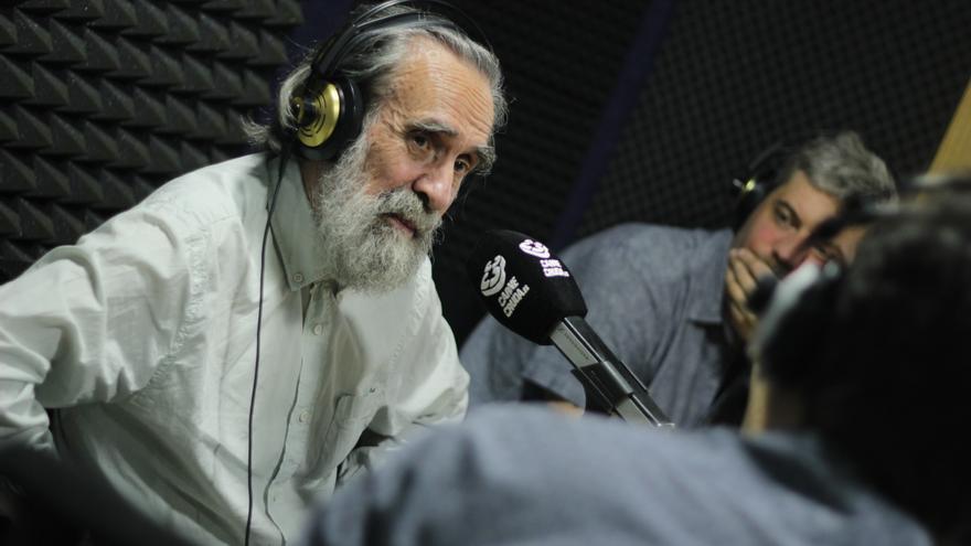Isidoro Valcarcel y Pepe Arrebato Libros en Carne Cruda.JPG