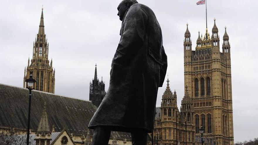 Winston Churchill también peleó por la Unión Europea