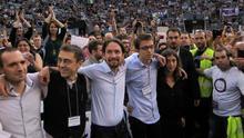 Iglesias presenta su candidatura a la Secretaría General de Podemos y una lista completa para el Consejo Ciudadano
