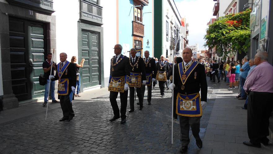 El desfile se desarrolló por las calles Pérez de Brito y Real. Foto: JOSÉ RODRÍGUEZ ESCUDERO.