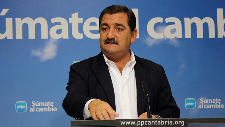 Gonzalo Piñeiro, exalcalde de Santader y expresidente del PP de Cantabria.