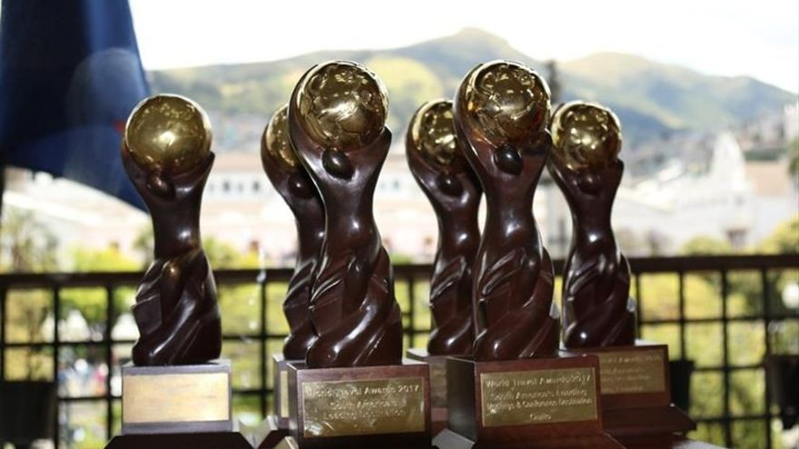 El alcalde de Quito recibe galardones del World Travel Awards