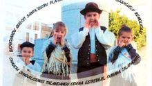Un detalle del cartel del Día del Habla Serraillana / OSCEC Estremaúra