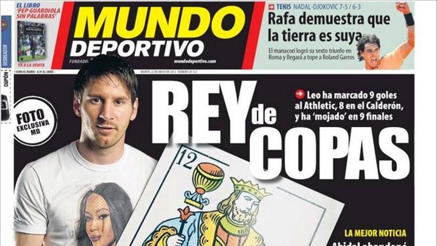 De las portadas del día (22/05/2012) #14