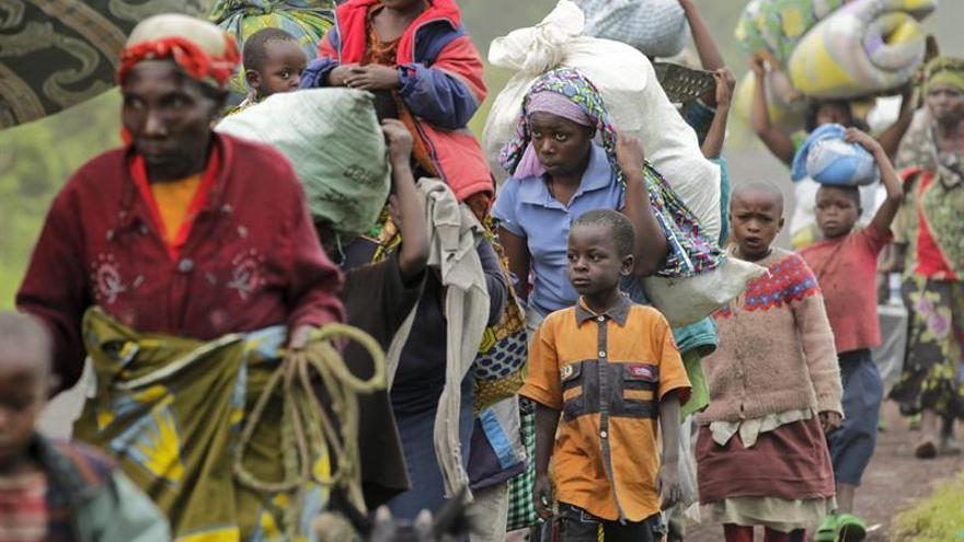 Al menos 9 muertos en un ataque de los rebeldes ugandeses en RDC