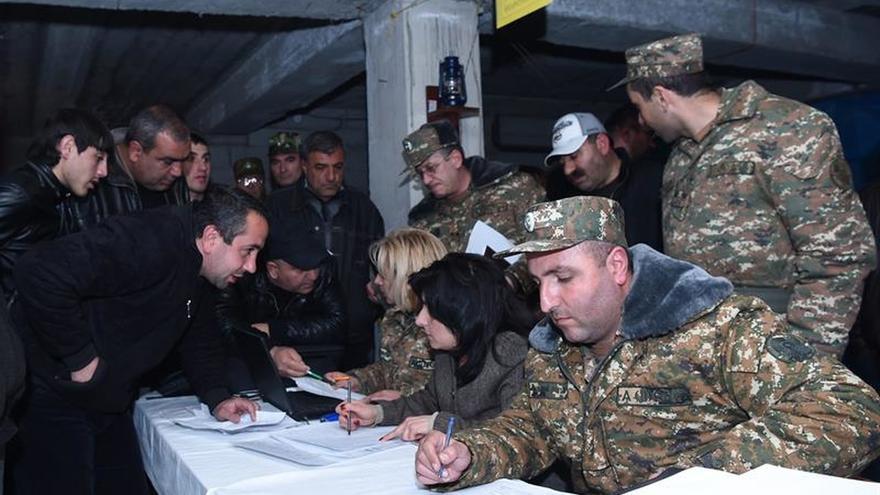 Bakú advierte a Ereván contra el reconocimiento de Nagorno Karabaj