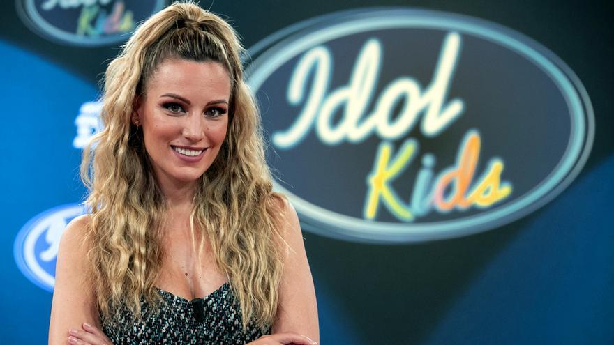 Edurne en 'Idol Kids'