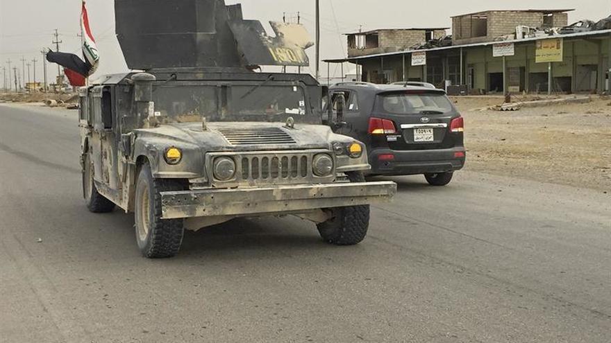 Fuerzas antiterroristas iraquíes irrumpen en barrios orientales de Mosul