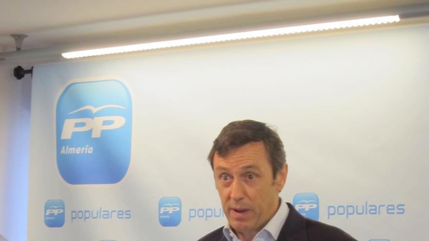 """Hernando (PP) aplaude que algunos partidos """"cambien sus planteamientos iniciales"""" y se unan al pacto antiyihadista"""