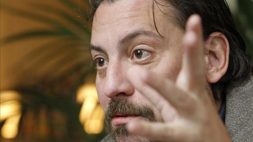 Español Ray Loriga confiesa sentirse tan perdido como todos al escribir