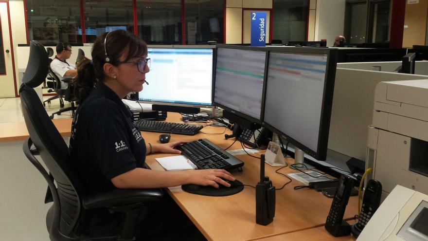 Centro Coordinador de Emergencias y Seguridad 112.