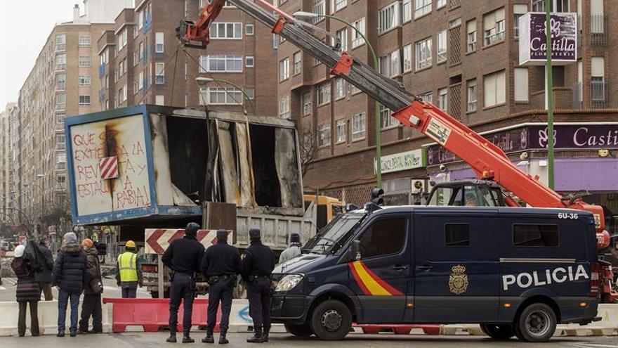 Burgos rescinde el contrato de las obras que causaron la protesta de Gamonal