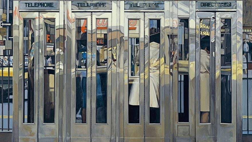 La exposición 'Hiperrealismo 1967-2013' del Museo de Bellas Artes de Bilbao concluye el próximo día 19