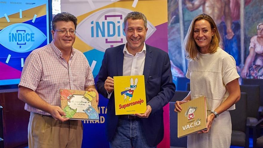 Presentación del Festival Índice en el Cabildo de Tenerife