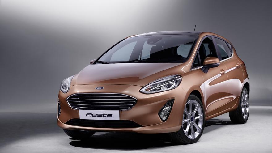 Ford Fiesta 2017.