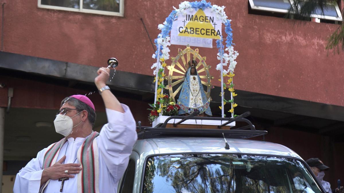 Este año, la tradicional peregrinación Juvenil a Luján volvió a ser presencial luego de que al año pasado se suspendiera por la pandemia