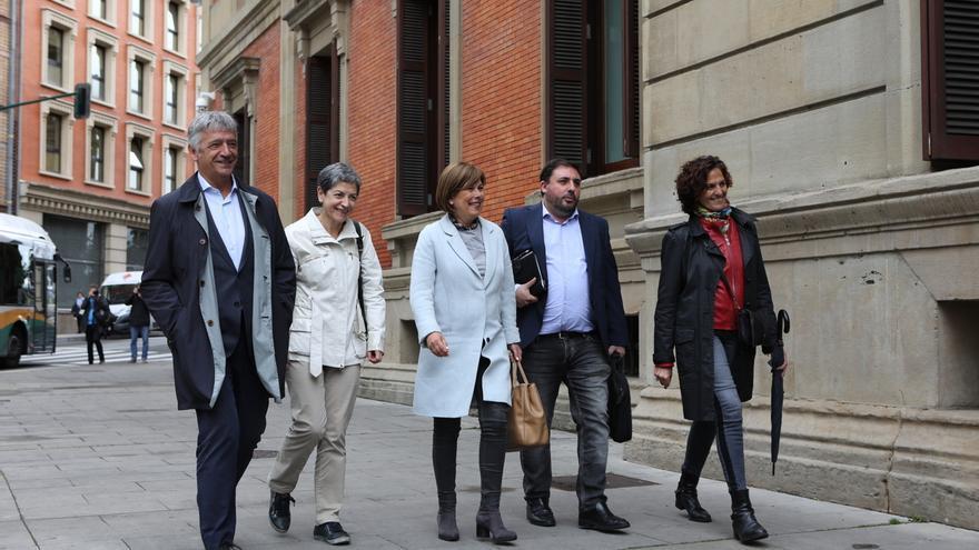 Geroa Bai quiere presidir el Parlamento de Navarra y sumar mayoría en la Mesa con sendos puestos de PSN y Bildu