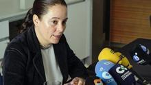 Gloria Moreno, sargento del Seprona en Lanzarote. (EFE)