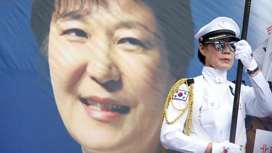 Piden 12 años de cárcel más para la expresidenta Park por supuestos sobornos