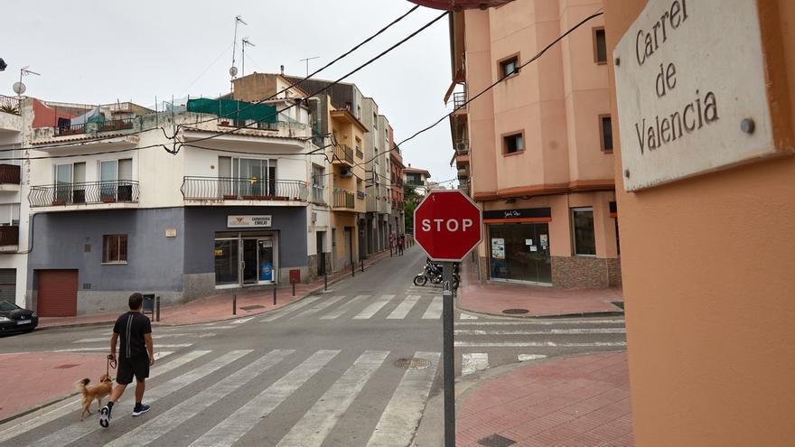 Detenido el hombre que agredió con sosa cáustica a su pareja en Sant Feliu