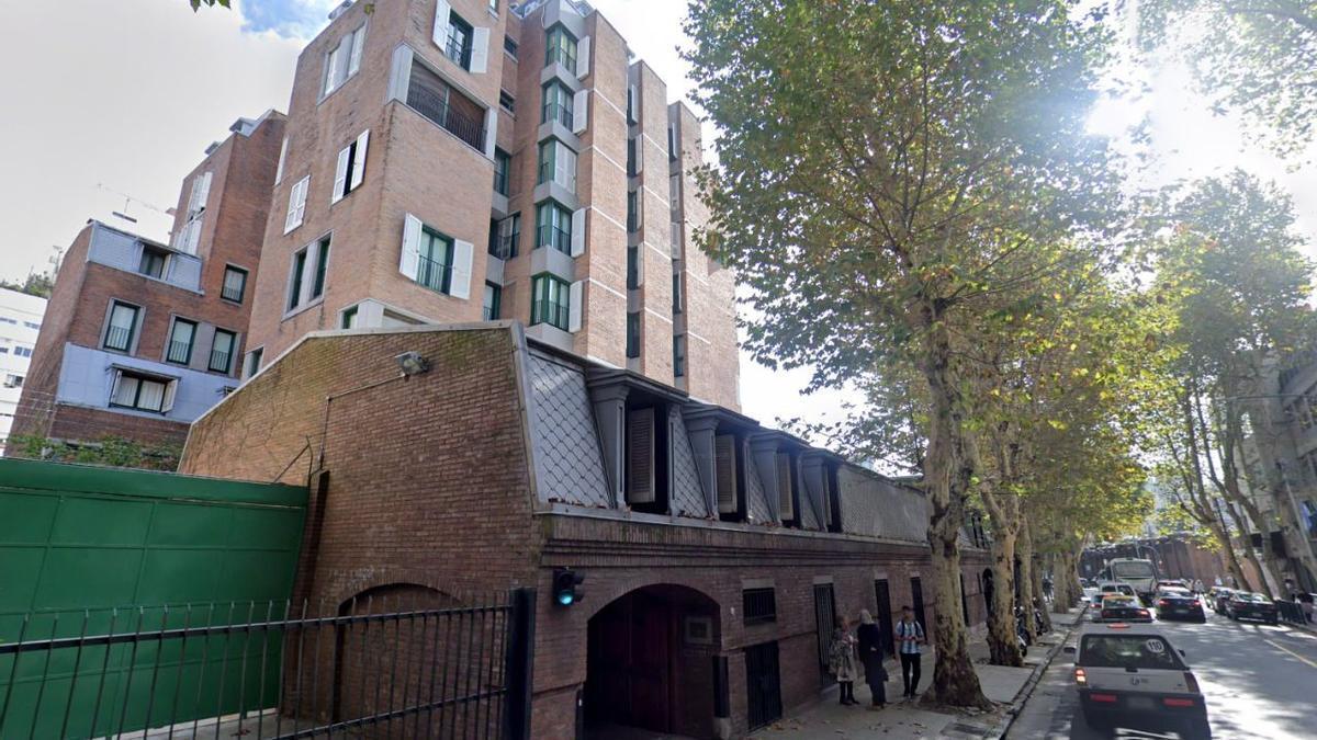 La sede central del Opus Dei, en la calle Vicente López