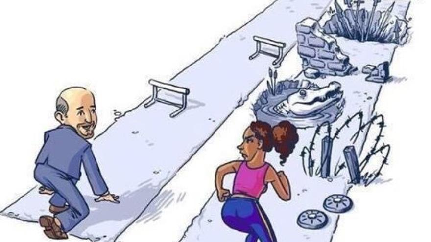 Hombres y mujeres partimos de una situación desigual para desarrollar nuestros proyectos.