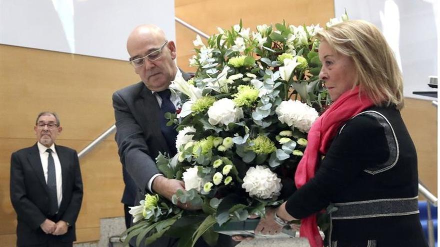 Jueces y fiscales vascos piden mantener viva la memoria de las víctimas de ETA