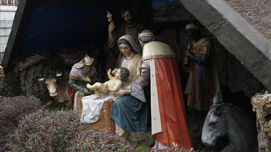 Cibeles expondrá esta Navidad un belén barroco del siglo XVIII