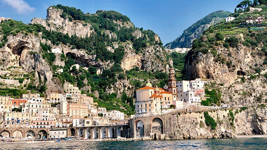Viajes en moto - Costa Amalfitana