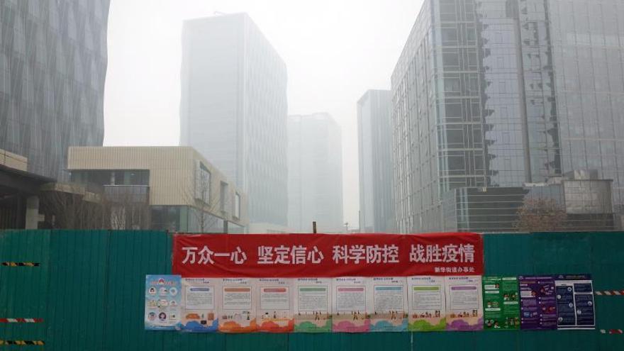 Nuevos enemigos, viejos trucos: China recurre a la propaganda contra el virus