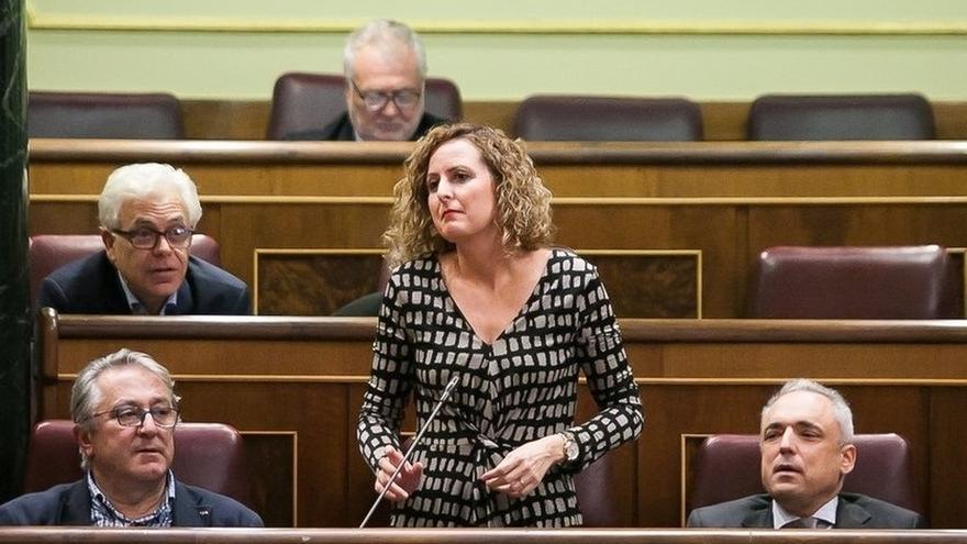 Toma posesión de su escaño en el Congreso la sustituta de Pedro Sánchez