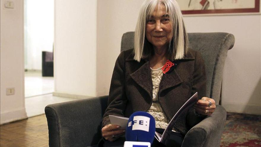 """María Kodama: """"A Borges no le importaban los premios, le importaba escribir"""""""