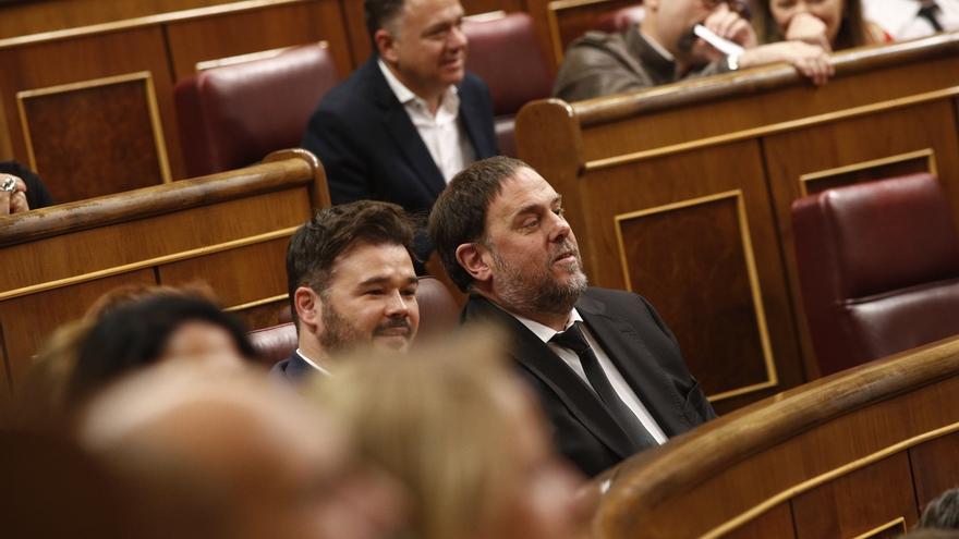 Junqueras declara que ingresó casi 29.000 euros del Parlament y la Generalitat mientras estaba en prisión