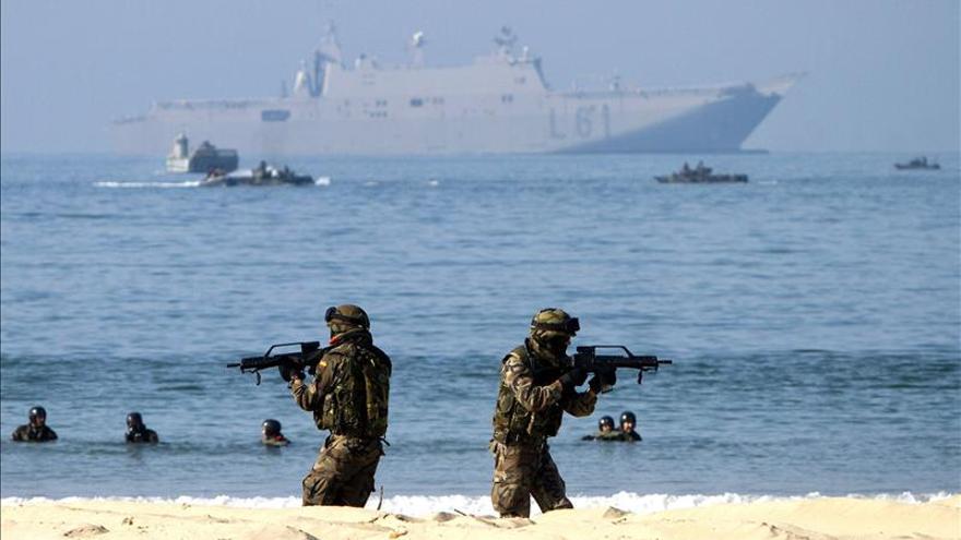 La Armada incrementa su capacidad de respuesta ante posibles crisis