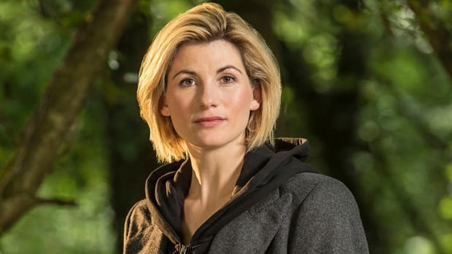 Jodie Whittaker es la primera mujer que saldrá de la Tardis como 'Doctor Who'