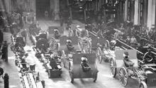Andalucía, tierra de espías y negocio... en la Primera Guerra Mundial