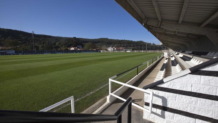 Ayuntamiento y Gobierno firmarán un convenio para las obras del campo de fútbol de Escobedo