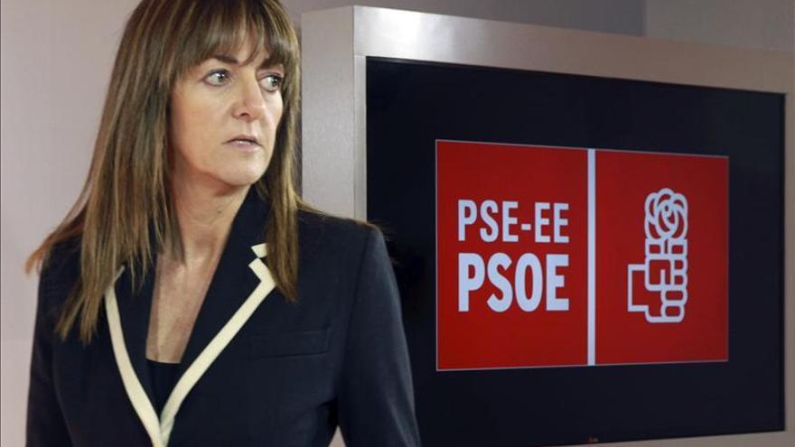 El PSE acusa a Urkullu de construir castillos en el aire