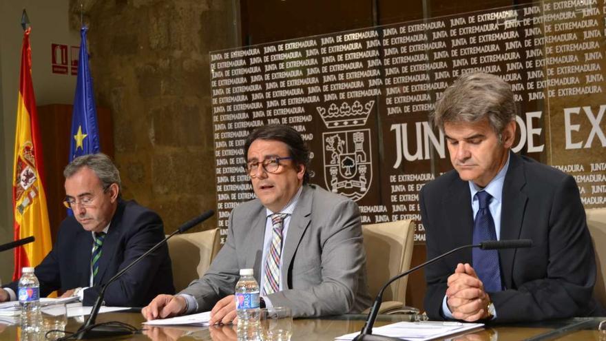 José María Vergeles Ceciliano Franco SES Extremadura sanidad