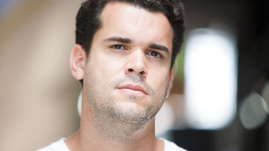 Tomas Diez, director del Fab Lab Barcelona. Fotografía: ANDREA BOSCH
