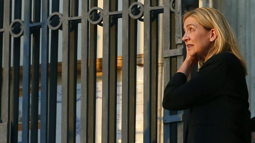 La infanta Cristina pierde el título de duquesa de Palma de Mallorca