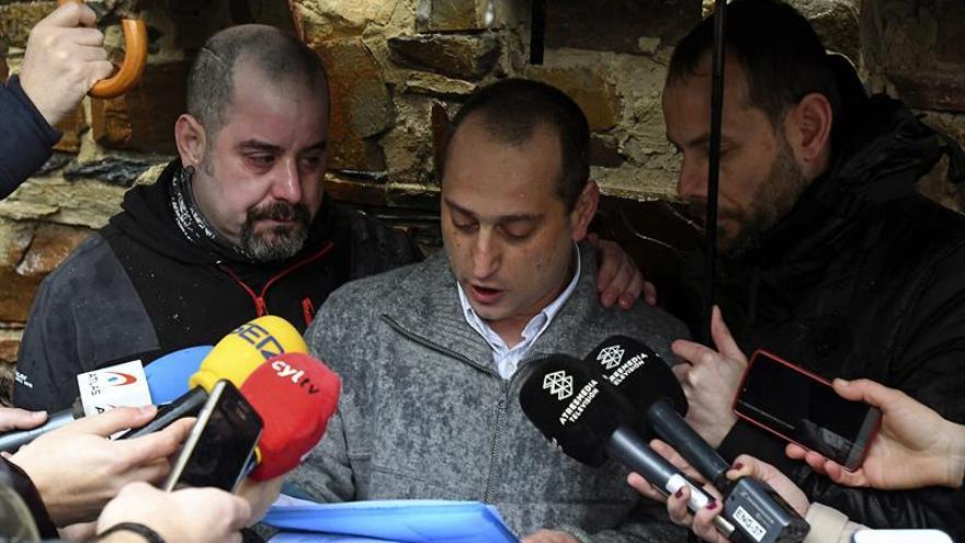 Exseminaristas que denunciaron a la Diócesis de Astorga los abusos de José Manuel Ramos Gordon