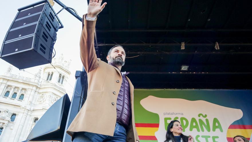 Vox arranca este miércoles sus primarias, en las que Abascal aspira a consolidar su liderazgo