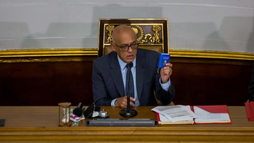 """El presidente del Parlamento venezolano apoya un diálogo """"sin amnesia"""""""