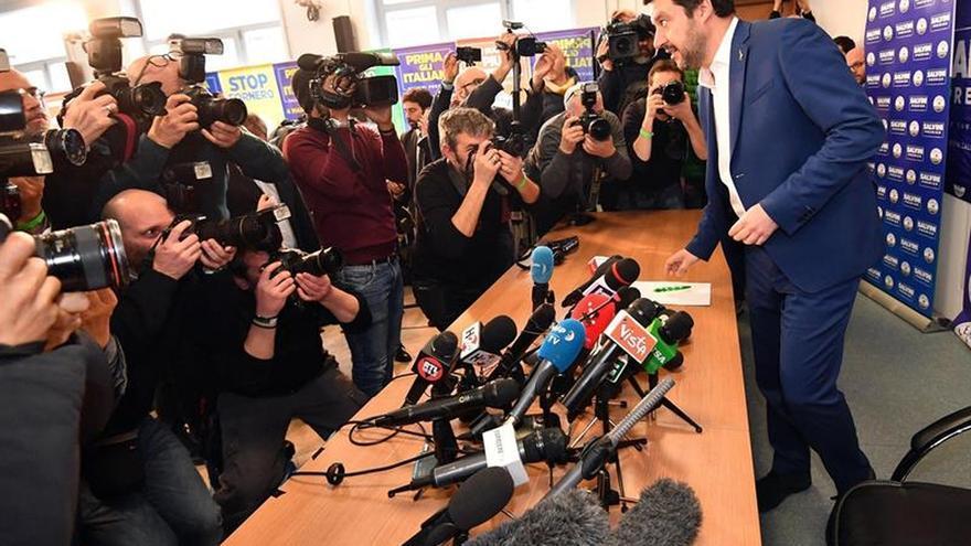 La Comisión Europea pide calma ante el incierto resultado electoral en Italia