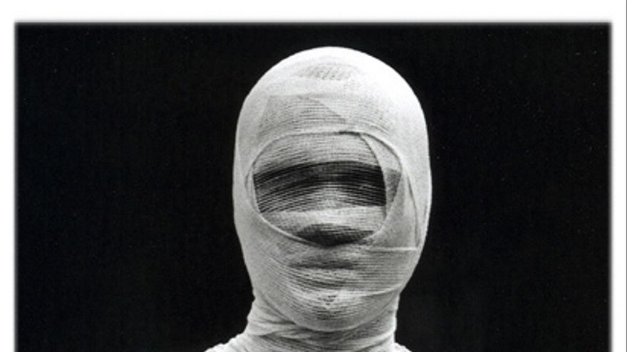 Disfraz de momia.