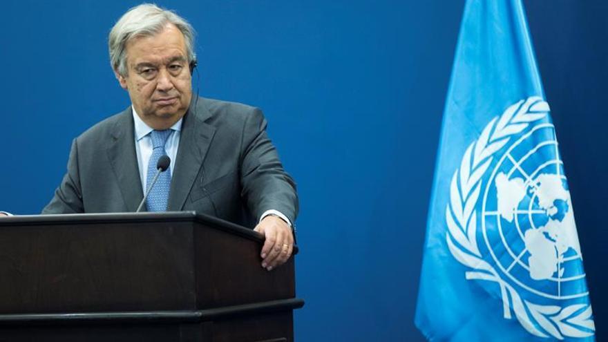 La ONU alerta de los riesgos por las acciones armadas a raíz de amenazas norcoreanas